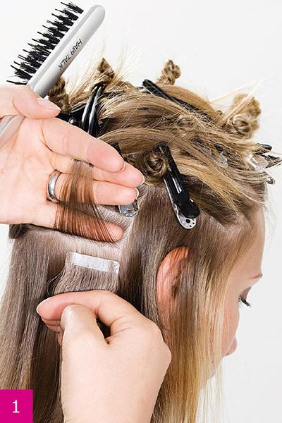 hairtalk extension system